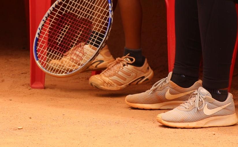 Os jovens, o tênis e as quadras públicas doRecife